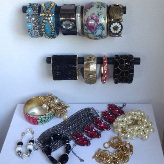 20 piece Wholesale Lot of Costume Jewelry Bracelets