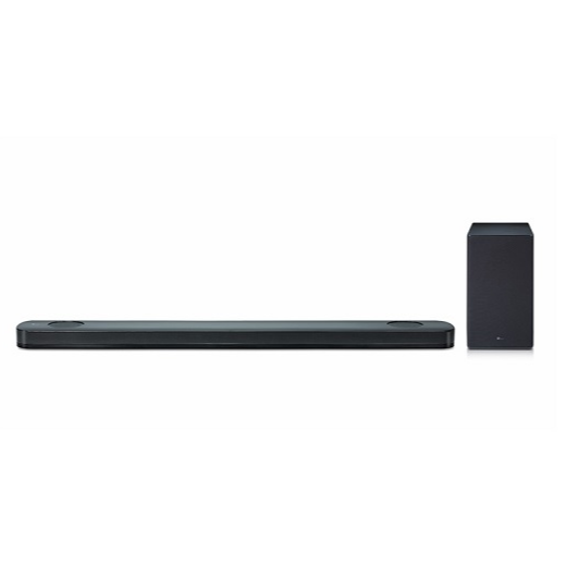 LG SKY9 Dolby Atmos speaker bar with woofer