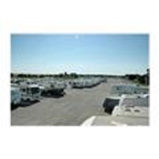 Storage Space- Large RVs Located at the Lighthouse Resort & Marina