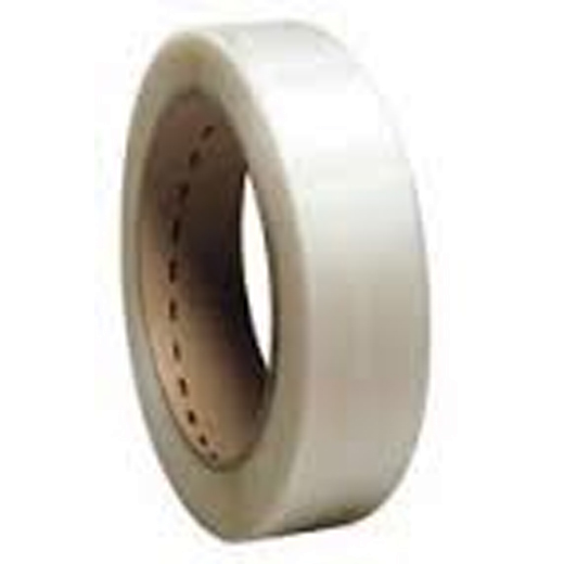 "7/16"" Poly Chem Polypropylene Strapping - Clear"