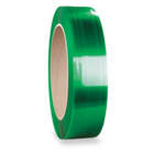 "7/16"" Signode Polyester Strapping - Green"