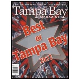 Tampa Bay Magazine Three year Subscription