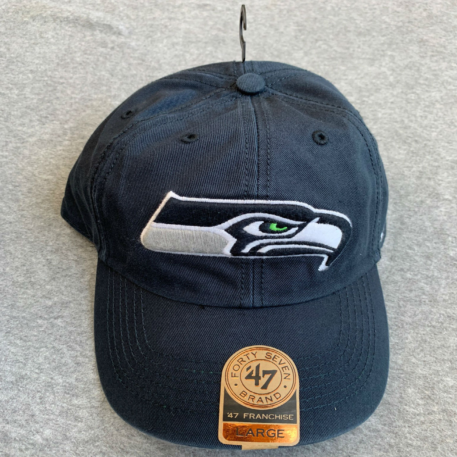 Seahawks Fitted hat size Large