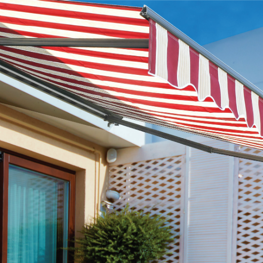 ALEKO® 12X10 FT RETRACTABLE PATIO AWNING