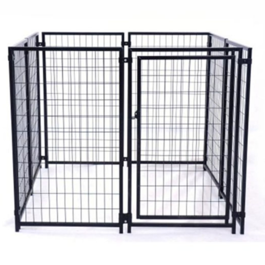 ALEKO® 5'X5'X4' DOG KENNEL HEAVY DUTY PET PLAYPEN DOG EXERCISE PEN CAT FENCE, RUN FOR CHICKEN COOP, HENS HOUSE