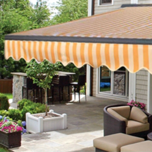 ALEKO® 13X10 FT RETRACTABLE PATIO AWNING
