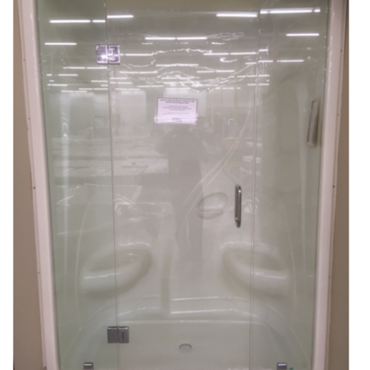 Aquatic Shower Enclosure