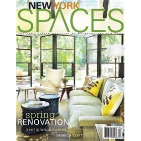 New York Spaces Two Year Magazine Subscription