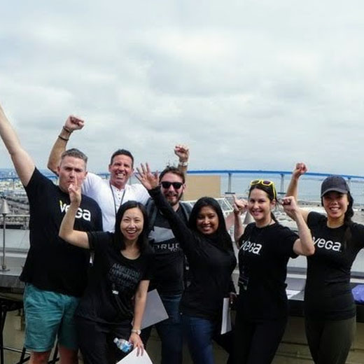 Urban Challenge Scavenger Hunt - Corporate Team Building Package for 10 or More People