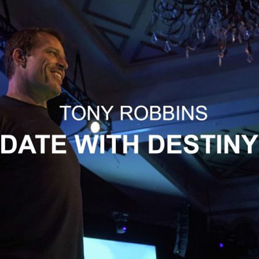 Tony Robbins Date with Destiny Diamond Premier Tickets - Palm Beach December 5th - 10th 2019