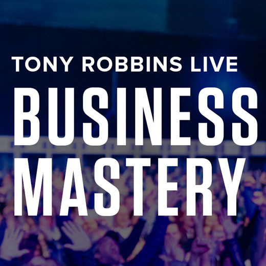 Tony Robbins Business Mastery Tickets - Palm Beach January 22nd - 26th 2020