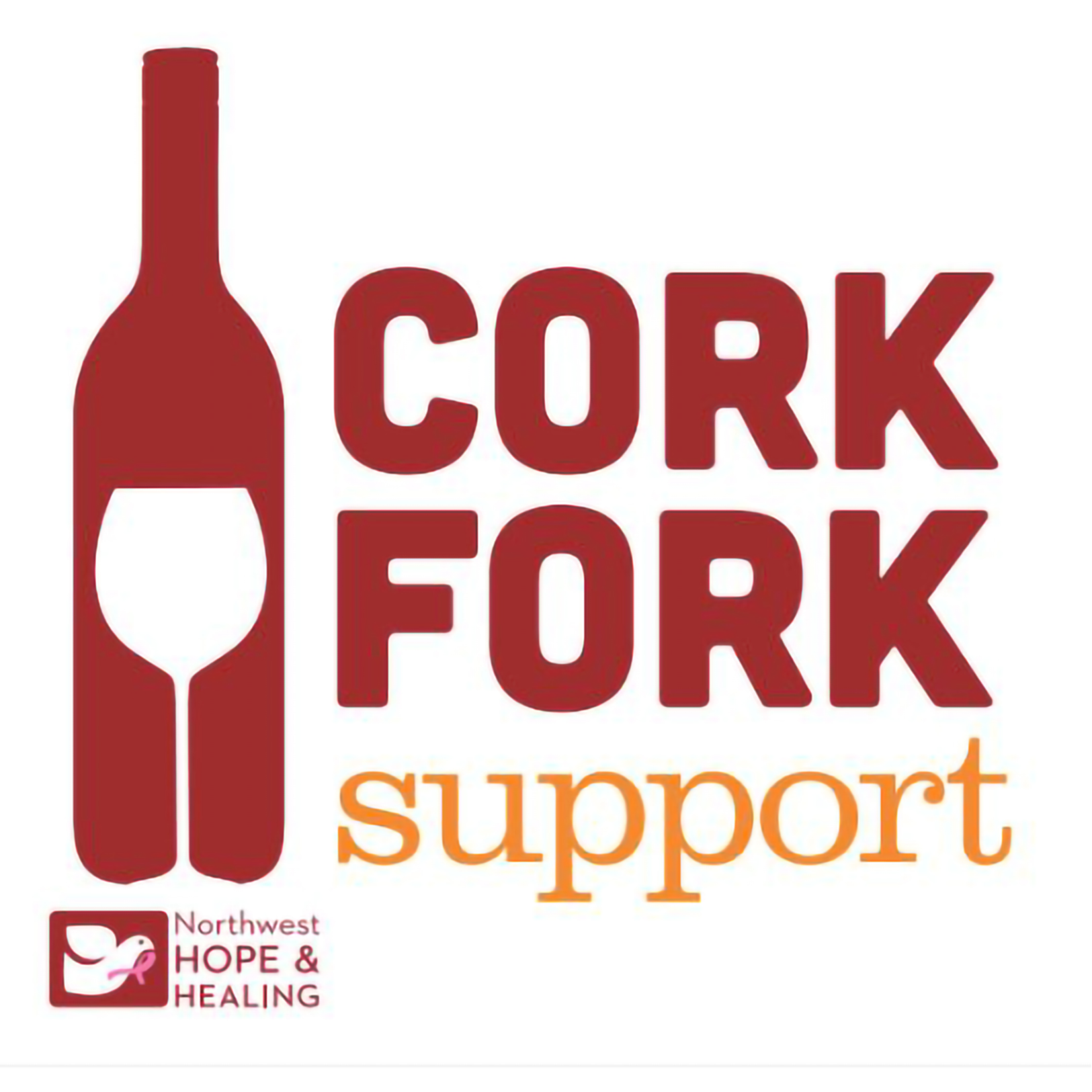 "Cork, Fork & Support Cancer Fundraiser 2019: ""Cork Supporter"" Sponsorship"