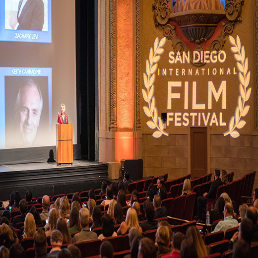 BizX Exclusive 6-Day VIP Pass: San Diego Int'l Film Festival Oct 15-20th, 2019
