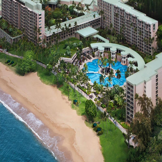 Christmas in Hawaii for Two - Kaua'i Beach Club 12/23/2019 - 12/28/2019