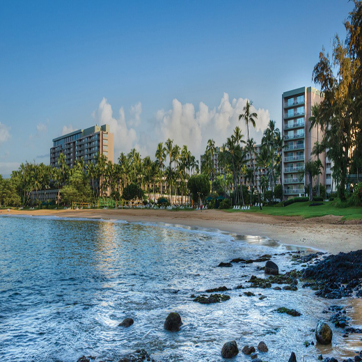 Christmas in Hawaii for Four - Kaua'i Beach Club 12/23/2019 - 12/28/2019