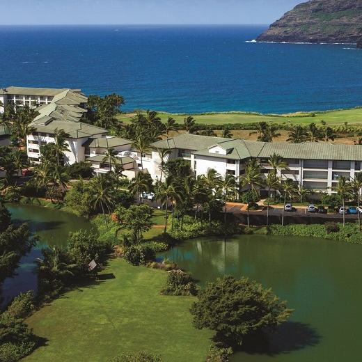 Marriott's Kauai Lagoons Kalanipu'u Lihue , HI , USA October 19 2019 - October 26 2019