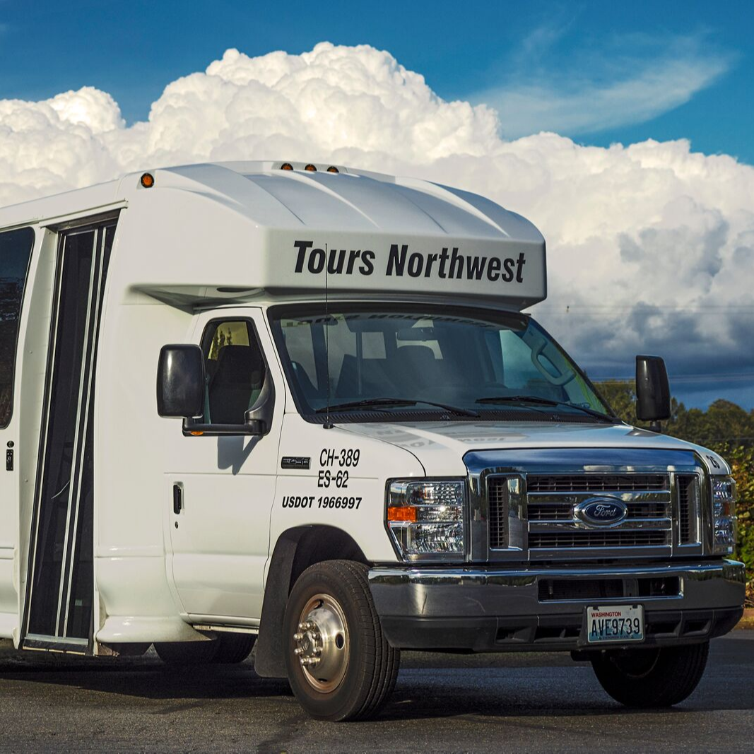 3-hour Seattle-area Transportation for up to 20 passengers