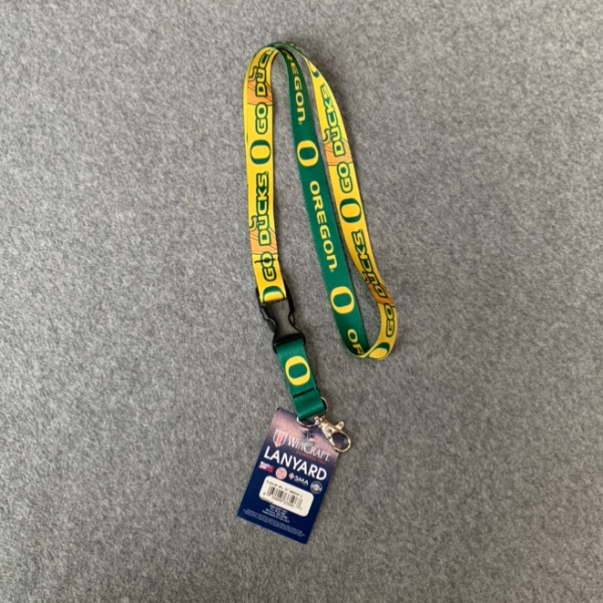 University of Oregon - Ducks Lanyard