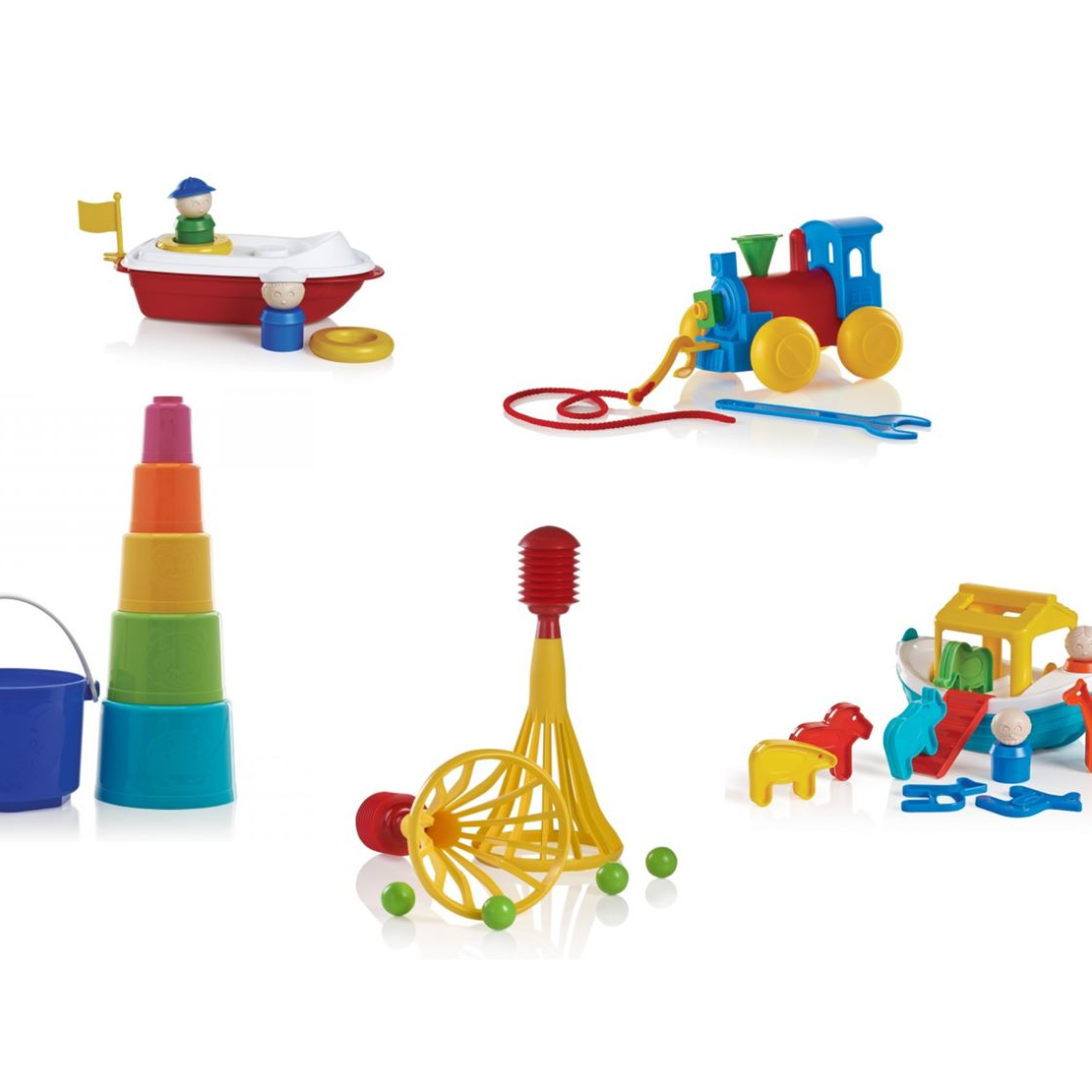 Exclusive Limited Edition Tupperware Classic Toy Set - FROM THE VAULT