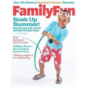 Family Fun Magazine Four Year Subscription