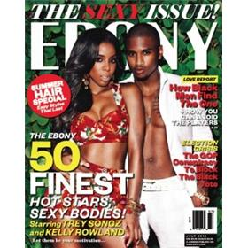 Ebony Magazine Two Year Subscription