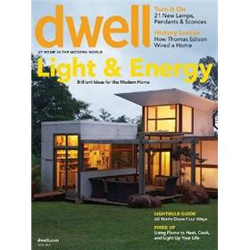 Dwell Magazine Two Year Subscription
