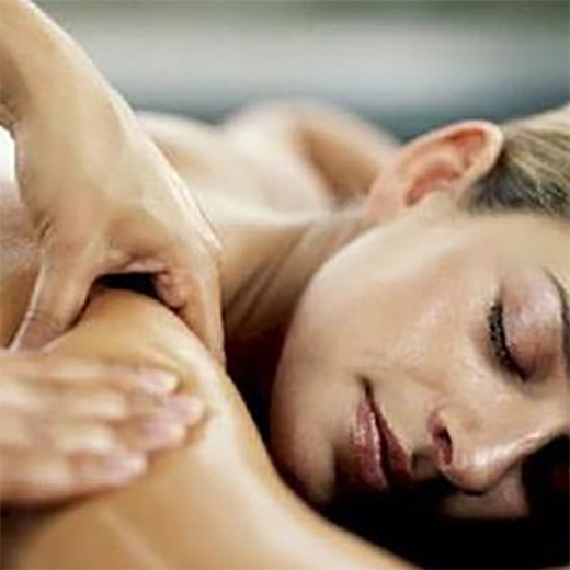 55-Minute Deep Tissue Massage Treatment