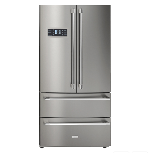 "Superiore Refrigerator LA CUCINA  36"" French Door Stainless Steel"