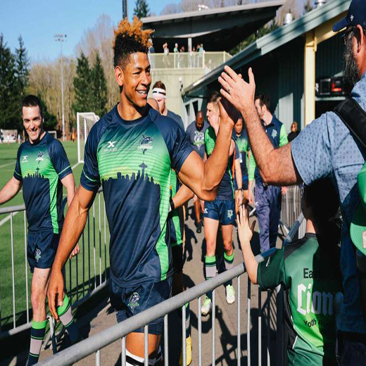 Seattle Seawolves Rugby vs Houston - March 21st, 2020 @ 6:00pm