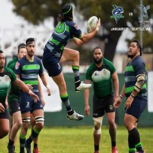 Seattle Seawolves Rugby vs San Diego - April 12, 2020 @ 1:00pm