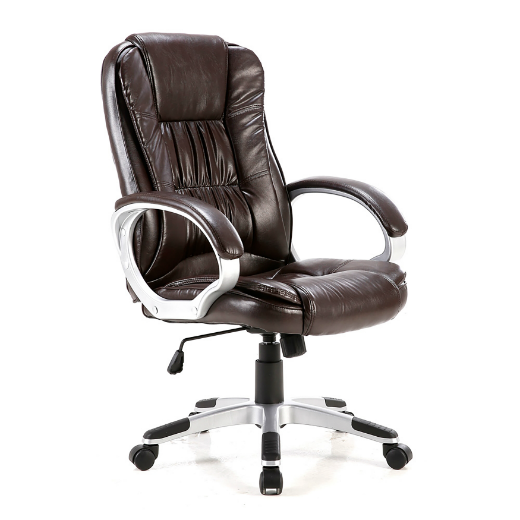 ALEKO® ERGONOMIC OFFICE CHAIR - COFFEE