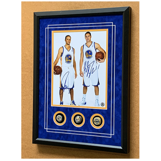 """Splash Brothers"" With Replica Championship Rings"