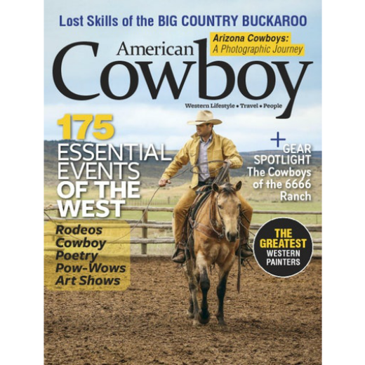 American Cowboy (12 Issues)