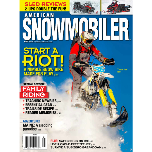 American Snowmobiler (24 Issues)