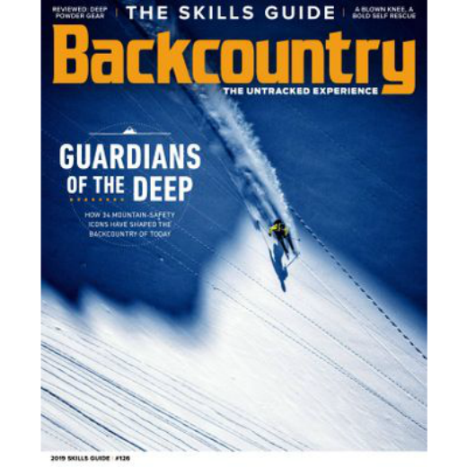 Backcountry (6 Issues)