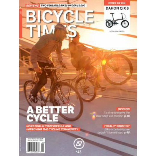 Bicycle Times (6 Issues)