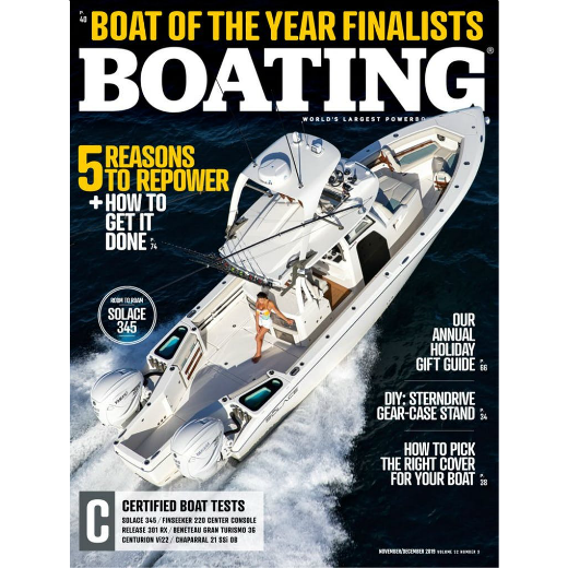 Boating (40 Issues)