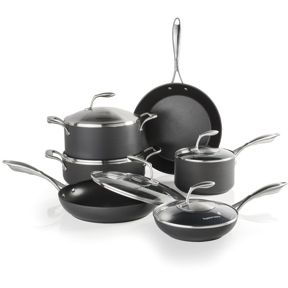 Chef Series II Cookware 11 Pc Set