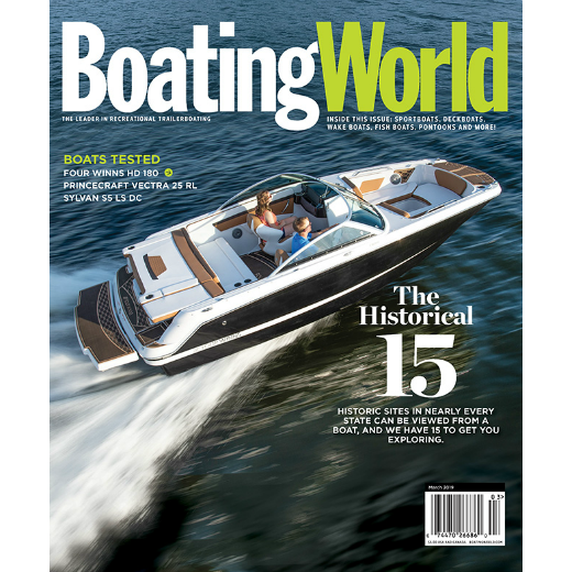 Boating World (36 Issues)