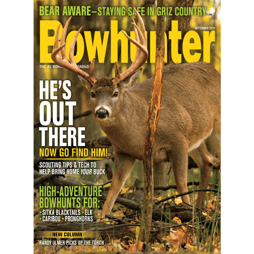 Bowhunter (10 Issues)