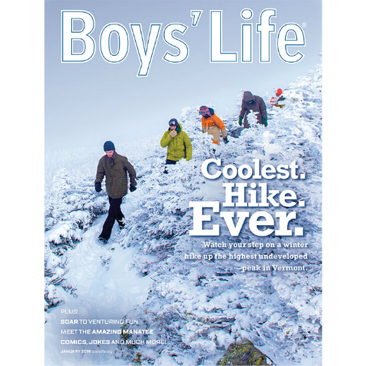 Boy's Life (48 Issues)