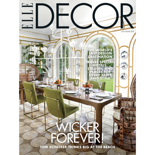 ELLE DECOR (40 Issues)