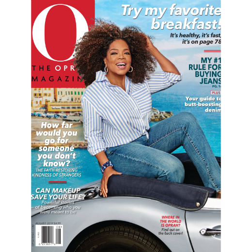 O, The Oprah Magazine (48 Issues)