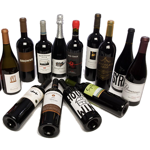 Mixed Case Premium Reds Only (12 Bottles)