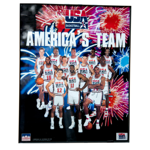 1992 'Dream Team' Poster