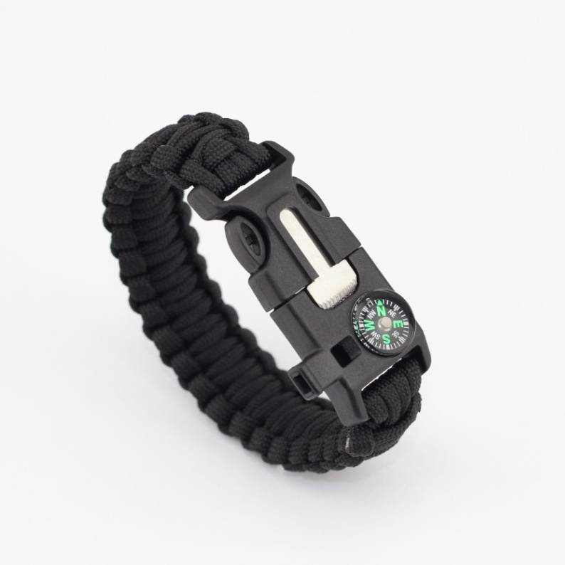 5 in 1 Survival Bracelet - Team