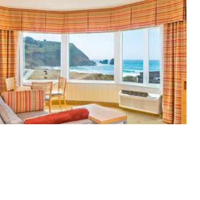 Holiday Inn Express Pacifica - two night stay
