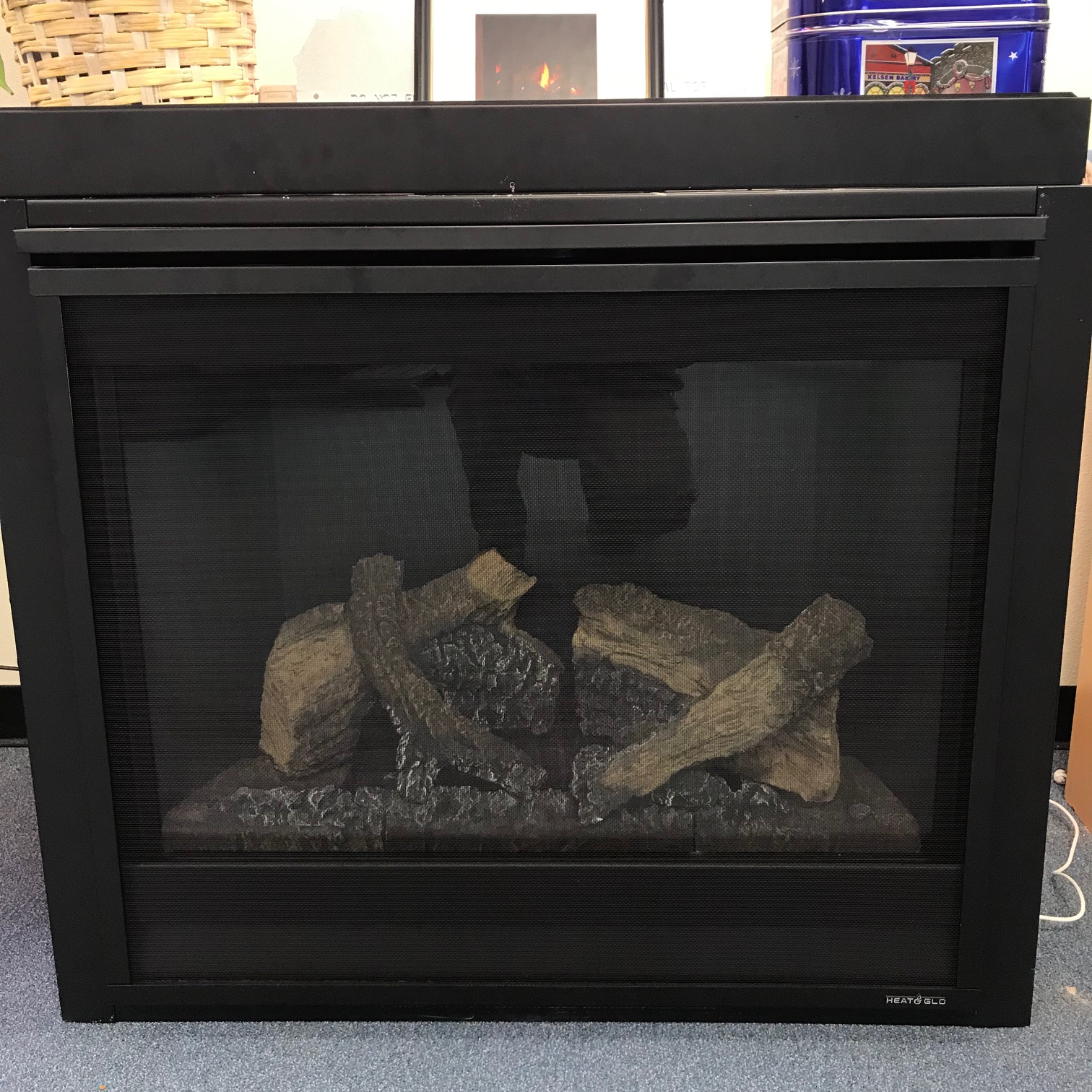 Heat N Glo Slimline 7 Fireplace (Display Model)