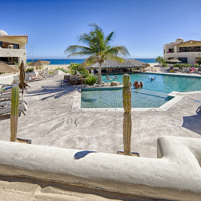 2 Bedroom Condo at the Terrasol Beach Rentals in Cabo, MX!  April 10th - 17th, 2020