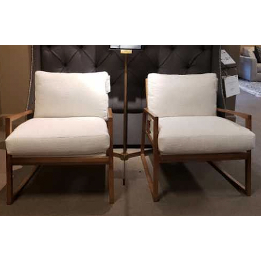 Rowe Furniture Beckett Chair - Cream Design